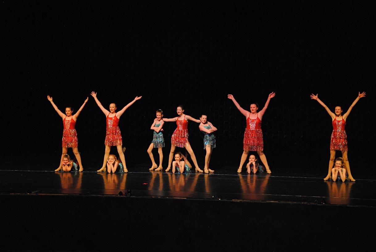 Learn to dance withpurpose